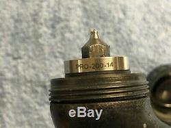 DeVilbiss Tekna ProLite Paint Spray Gun TE20 Air Cap 1.4 Tip with Cup