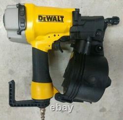 DeWalt 15 Degree 2 1/2 Coil Siding Nailer Model# DW66C