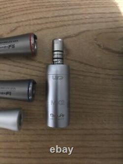 Dental Tools Electric Handpiece Set (Brasseler F1, F5, LS1S, & Bien Air MX2)