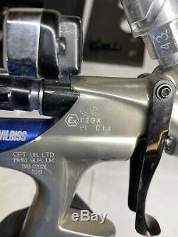 Devilbiss DV1 Basecoat Spray Gun Used BX-309