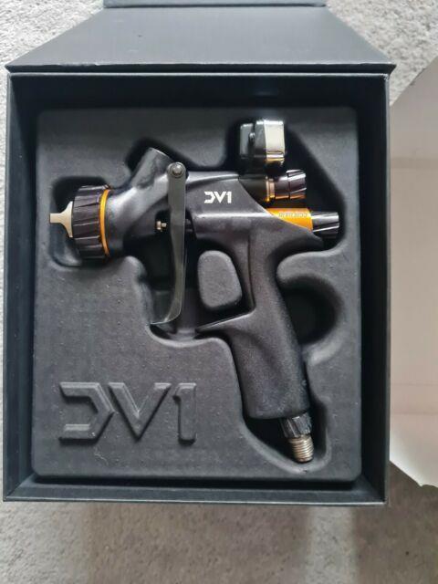 Devilbiss Dv1 Clear Digital Spray Gun 1.4