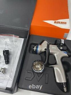 Devilbiss DV1 Digital Basecoat Spray Gun