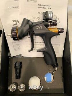 Devilbiss DV1 Digital Clearcoat Spray Gun