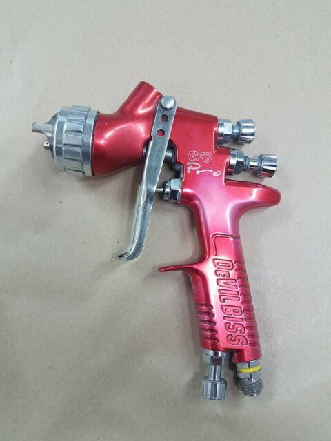 Devilbiss Gfg Pro Spray Gun Bodyshop Air Tool