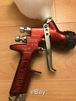 Devilbiss Gti Pro Clear Coat spray gun