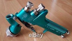 Devilbiss PRI 1.8 primer spray gun complete with brand new cup / pot pri