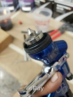 Devilbiss TEKNA ProLite 703567 Spray Gun With TE10 Air Cap 1.3 Tip
