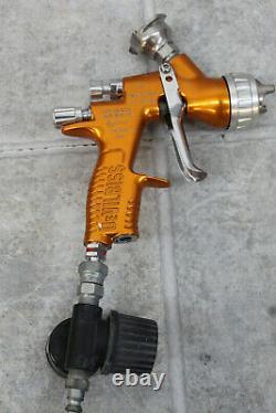Devilbiss Tekna Clearcoat Paint Spray Gun