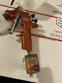 Devilbiss Tekna Copper spray Gun(compare To Sata, Iwata, Binks)