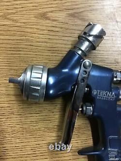Devilbiss Tekna P1-9 Bar BH11 9LH Paint Basecoat Spray Gun with PR30 Primer Tip