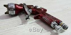 Devilbiss gti pro 1.2 spraygun GTI T2 air cap + brand new spray gun cup / pot