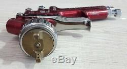 Devilbiss gti pro 1.2 spraygun GTI T2 air cap + brand new spray gun cup pot