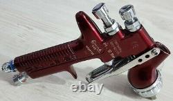 Devilbiss gti pro clear 1.2 spraygun GTI T2 air cap + new spray gun cup / pot