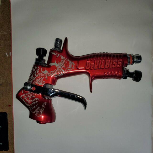 Devilbiss Gti Pro Lite Spray Gun