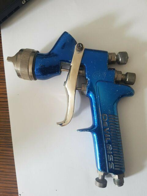 Devilbiss Gti Spray Gun