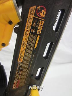 Dewalt DCN692 Dual Speed Framing Nailer Kit- Free Shipping! No Reserve! #A220
