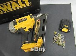 Dewalt DCN692 Framing Nailer Kit Free Shipping! No Reserve! #A837