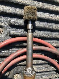 Dotco 12L1101-36 Extended Air Die Grinder Inline 1/4 collet 28k rpm