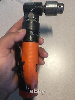 Dotco Right Angle Drill 15L1488-38, 0.3 HP, 1/4 Drill Diameter Capacity 2400