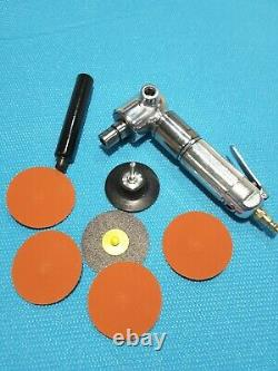 Dotco angle grinder 11,000 RPM. 1/4 collet