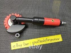 Dynabrade 18253 Autobrade Red Dynazip Eraser Wheel Tool Decal Remover Dnb18253