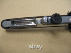 Dynabrade II Mdl 40320 Pneumatic Belt Sander