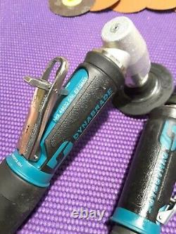 Dynabrade die grinder, Lot of 2 Straight-Line and Right Angle
