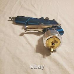 FINISHLINE DEVILBISS FLG4 HVLP SPRAY GUN with 1.3, 1.5, and 1.8 fluid tips