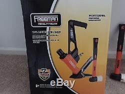FREEMAN PF18GLCN 18-Gauge L Cleat Flooring Nailer
