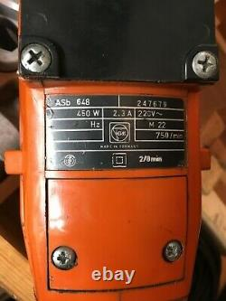 Fein Schlagschrauber 450W 3/4 Schrauber elektrisch ex Bundeswehr Bund Koffer