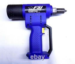 Fsi Pt-4000-1 Blind Fastener Electric Rivet Riveter/ Cherrymax Gesipa Accubird