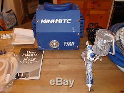 Fuji Mini Mite 3 HVLP Spray System