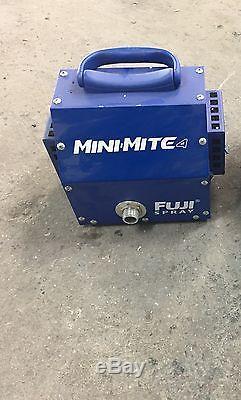 Fuji Mini Mite HVLP Turbine