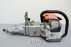 Geismar MIW3 1 dr Impact Wrench with Stihl MS311 Motor Railroad Train Tracks Tool