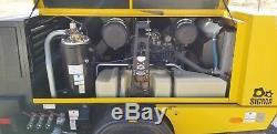 Graco EcoQuip 2 Vapor Abrasive Blaster, Wet Mobile Blasting System, Sandblaster