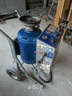 Graco EcoQuip Vapor Abrasive Blaster, Wet Mobile Dustless Blasting, Sandblaster