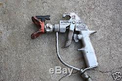 Graco Plus 243283 5000 psi spray Gun and 214-625 Filter