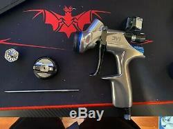 Great Condition DeVilbiss Basecoat Paint Spray Gun DV1 Digital