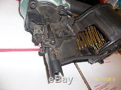 HITACHI NV83A4 3-1/4-inch 83mm Coil Framing Nailer