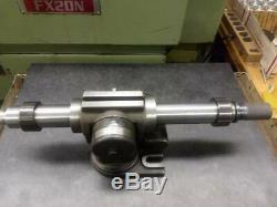 Harig Air-Flo endmill sharpening tool grinding grinder fixture Air Flow Flo