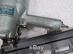 Hitachi NR 83A 2 and 3-1/4 Strip Pneumatic Framing Nailer (MADE IN JAPAN)