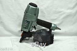 Hitachi NV65AH Siding Coil Nailer USED