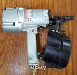 Hitachi NV83A coil nail gun