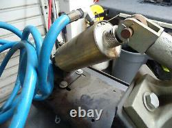 Imperial Eastman Pneumatic Air Crimper Tool 352-1 with Valve assy Foot Pedal