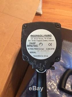 Ingersoll Rand 1 Inch Impact Wrench 2940P2