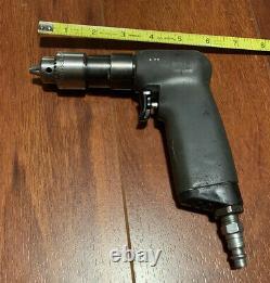 Ingersoll Rand 1AL1 Air Drill 2800RPM 1/4 Chuck Aircraft Tools(dotco, Sioux)
