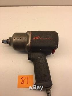 Ingersoll Rand 2135TiMAX 1/2 Air Impact Wrench Gun 2135 TiMax IR Titanium N/R