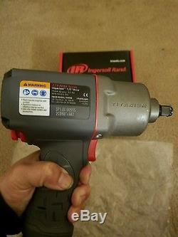 Ingersoll-Rand 2235TiMAX NEW 1/2 Titanium Impact Wrench IR2235TiMAX