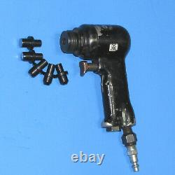 Ingersoll Rand Stubby Rivet Gun 6 Pc Lot Aircraft Aviation Tools Air Tools