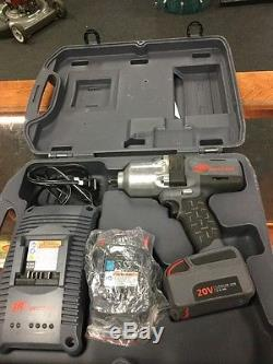 Ingersoll Rand W7000 Series Impactool 1/2 Drive Cordless With Two Batteries Cha